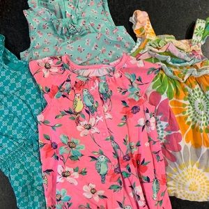 Adorable bright 9m spring summer lot